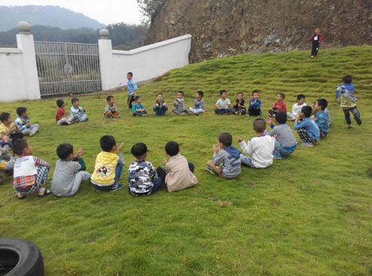 中班户外活动教学教案